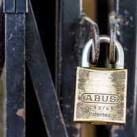 Padlock for the Privacy Policy